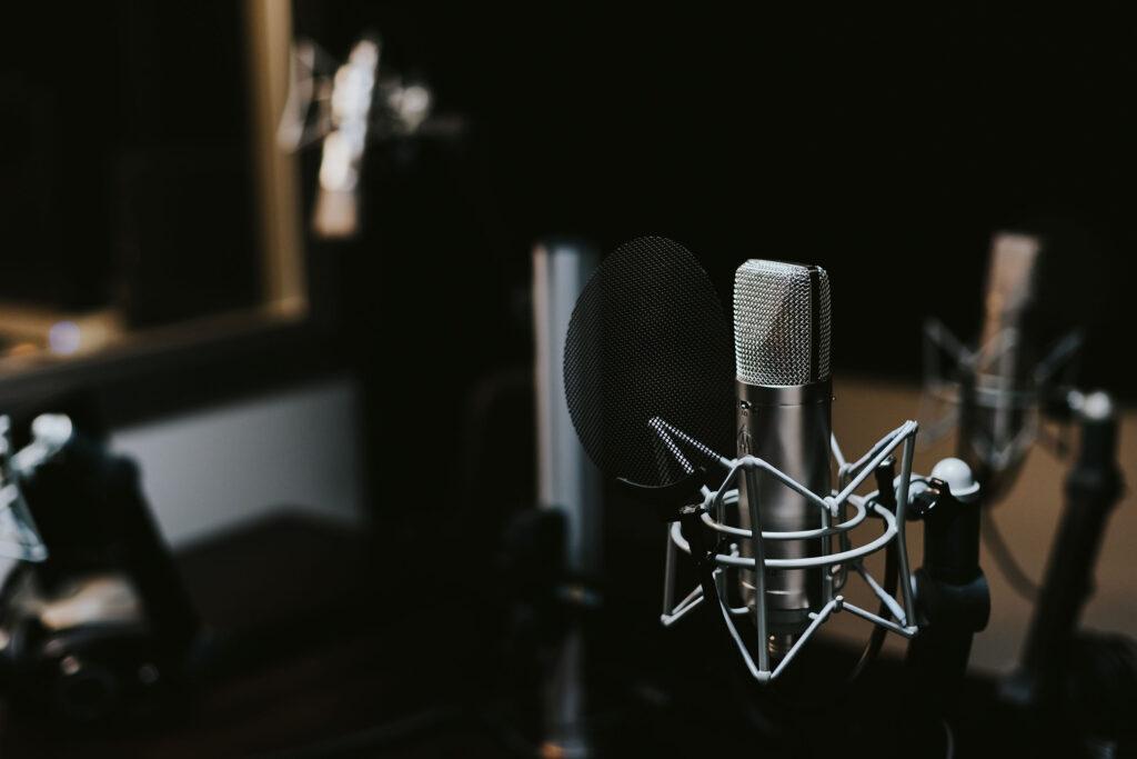 akustik musikstudio