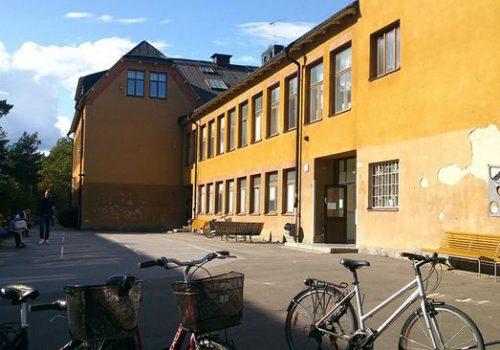 Alvikskolan Stockholm akustikkonsultation