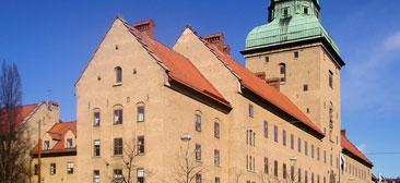 referens projektering av akustik för Rådhuset i Stockholm