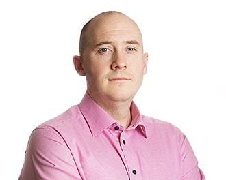 Akustikkonsult Andreas Håkansson - LN Akustikmiljö