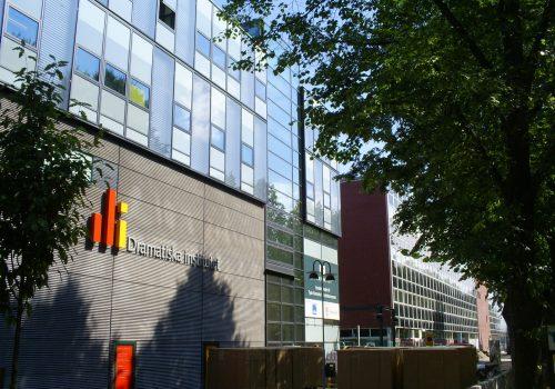 Akustikkonsultation för Dramatiska institutet i Stockholm