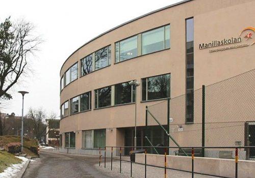 Manillaskolan Stockholm akustikkonsultation