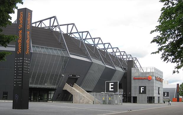 Malmö Stadion akustikkonsultation