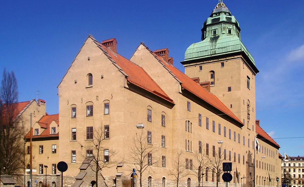 Rådhuset Stockholm akustikprojekt